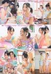 SKE48 松井珠理奈 松井玲奈 セクシー エプロン姿 カメラ目線 食事顔 高画質エロかわいい画像18