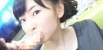 SKE48 大矢真那 セクシー 食事顔 カメラ目線 モザイク加工 咥え 擬似フェラ顔 エロかわいい画像4