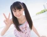 NMB48(元AKB48) 市川美織レモン セクシー ピース ツインテール ロリータフェイス 胸チラ 高画質エロかわいい画像26