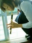 堀北真希 セクシー 縦笛 リコーダー 女子高生 制服 女優 高画質エロかわいい画像51