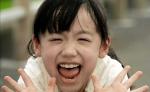 芦田愛菜 セクシー 口開け 舌 笑顔 カメラ目線 顔アップ 子役 地上波キャプチャー 小学生 高画質エロかわいい画像6