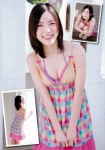 SKE48 松井珠理奈 セクシー おっぱいの谷間 胸チラ ワンピース 笑顔 女子高生アイドル 少年チャンピオン 高画質エロかわいい画像102