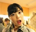 AKB48 前田亜美まゆげ セクシー 口開け 舌 顔アップ カメラ目線 高画質エロかわいい画像9