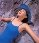 平井理央 元フジテレビ女子アナウンサー セクシー タンクトップ 脇 目を閉じている グラビアアイドル時代 高画質エロかわいい画像22