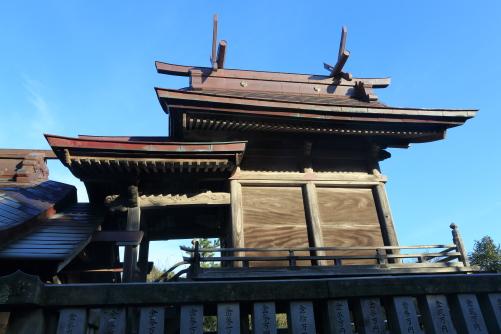 白兎神社の本殿
