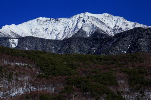 仙丈ヶ岳-3