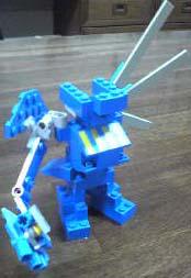 ロボット_ブロック