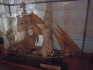 帆船模型2