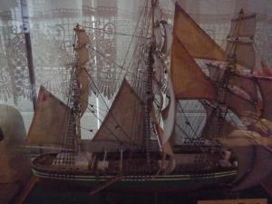 帆船模型3