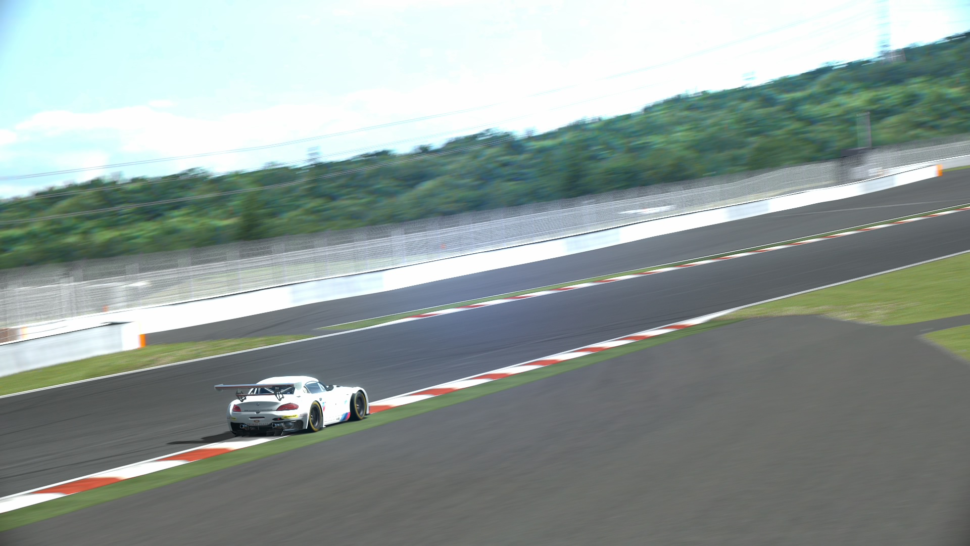 富士スピードウェイ F_8