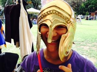 medieval festival perth写真 1