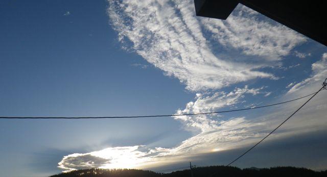 ふゆがくる・彩雲0