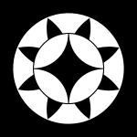 150px-Japanese_crest_Oooka_Shippou_of_Oooka_Tadasuke_svg.png
