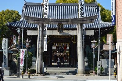 櫛田神社 003
