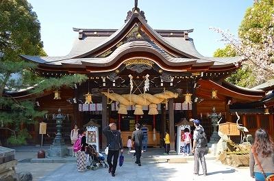 櫛田神社 007