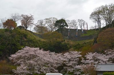 岡城祉と広瀬神社 とキリシタン004