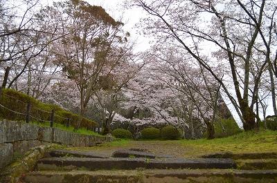 岡城祉と広瀬神社 とキリシタン010