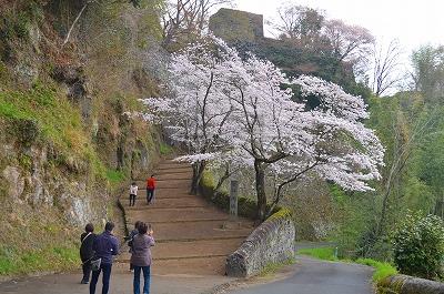 岡城祉と広瀬神社と キリシタン007