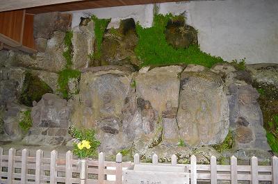 臼杵の石仏 001