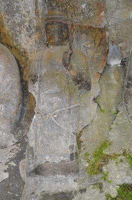 臼杵の石仏 002