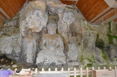 臼杵の石仏 003
