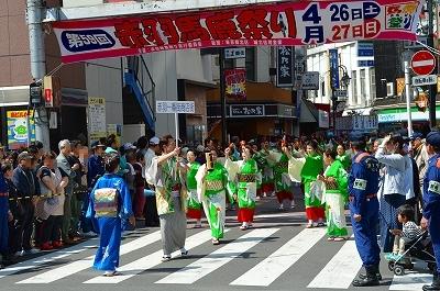赤羽馬鹿祭り 072