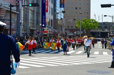 赤羽馬鹿祭り 056