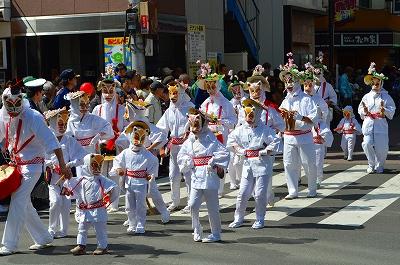 赤羽馬鹿祭り 080
