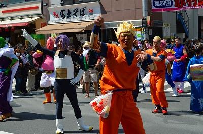 赤羽馬鹿祭り 074