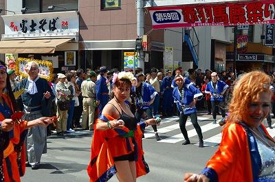 赤羽馬鹿祭り 077