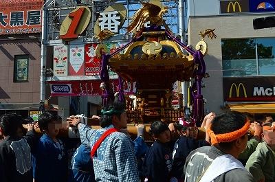 赤羽馬鹿祭り 095