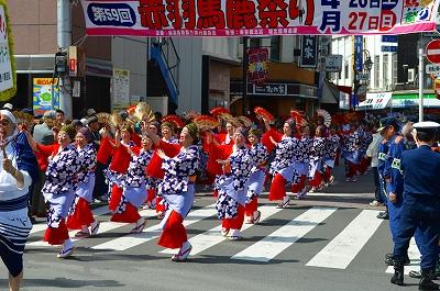 赤羽馬鹿祭り 079