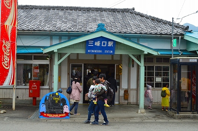 秩父鉄道SL列車 001