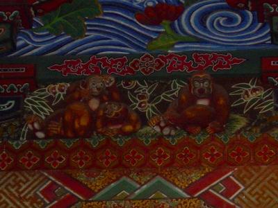 untitled(3匹の猿)