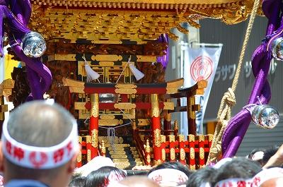 下谷神社礼大祭 045