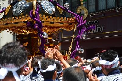 下谷神社礼大祭 048