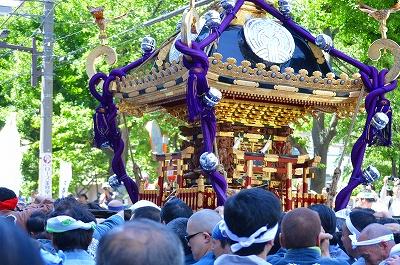 下谷神社礼大祭 072