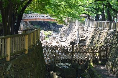 王子親水公園 名主の滝 002