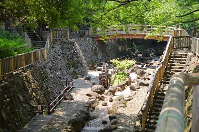 王子親水公園 名主の滝 004