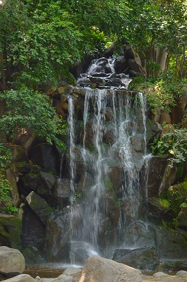 王子親水公園 名主の滝 019
