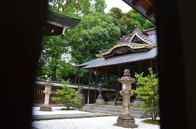 川越氷川神社 018