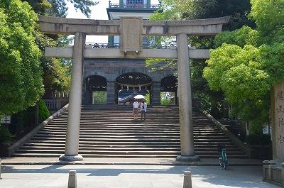 尾山神社 003