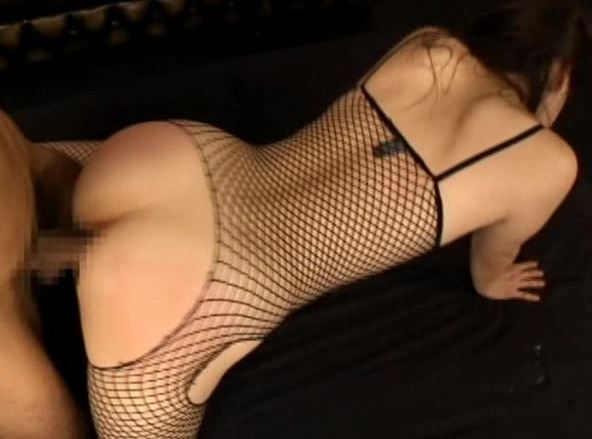デカ尻の下半身がエロ過ぎる女に全身網タイツを着させ鬼ハメの脚フェチDVD画像6