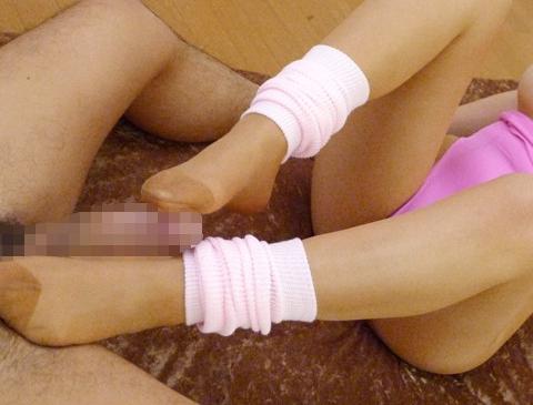 ハイレグインストラクターのハーフ美女がパンストコキや着衣SEXの脚フェチDVD画像2