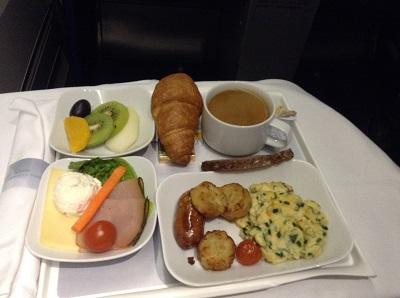 機内食11