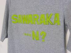 自分でロゴTシャツを作ってみよう 完成形