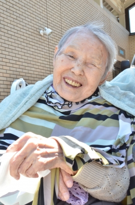 おばあちゃん誕生日-147