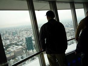 タワーからの風景blog