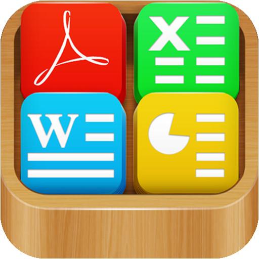 PDF, DOC, XLS, PPT, TXT Reader
