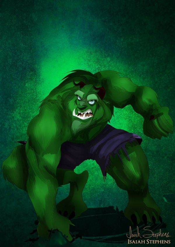 Disney-Heroes-Dressed-Up-In-Awesome-Halloween-Costumes-by-Isaiah-Stephens-Beast.jpg